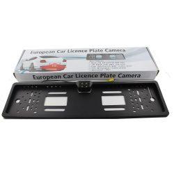 Camera marsarier universala pe suport de numar C126 cu Night Vision