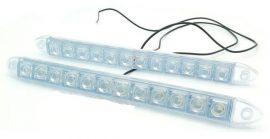 Lumini de zi DRL Flexibile 12 led*0,5W