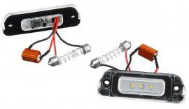 Set 2 Lampi Numar Led Mercedes-Benz ML W164, R W251, GL X164 - BTLL-254