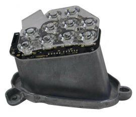 Modul LED semnalizare dreapta fata compatibil pentru far BMW Seria 5 F10, F11 fara facelift (2009-2013) - 63117271902, 7271902
