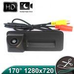 Camera marsarier HD, unghi 170 grade cu StarLight Night Vision pentru Skoda Rapid, Fabia, Superb, Yeti, Roomster - FA8012 (LS8012)
