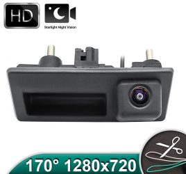 Camera marsarier HD, unghi 170 grade cu StarLight Night Vision pentru Audi - FA903