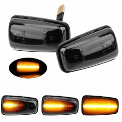 Set 2 Semnalizari Aripa LED Dinamice pentru Fiat Scudo, Ulysse - BTLL-327D-1