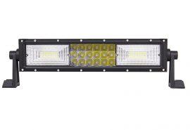 """LED Bar Auto 216W, leduri pe 3 randuri, 12V-24V, 15120 Lumeni, 13,5""""/34,2 cm, Combo Beam 12/60 Grade"""
