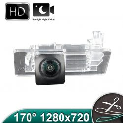 Camera marsarier HD, unghi 170 grade cu StarLight Night Vision VW Passat B6, B7 Variant, Golf 6 Variant, Sharan, Touran, Touareg, Jetta, Polo V - FA8277
