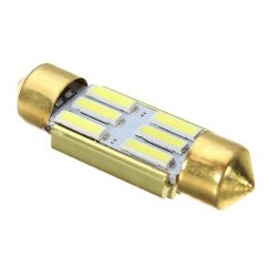 Led auto sofit 36mm Canbus cu 6 smd 7020