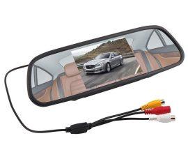 """Display auto LCD 5"""" D706-C pe oglinda retrovizoare"""