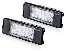 Set 2 Lampi Numar Led Citroen C2, C3, C4, C5, C6, C8 - BTLL-086
