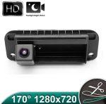 Camera marsarier HD, unghi 170 grade, cu StarLight Night Vision pentru Mercedes C-Class W204 - FA950