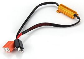 Anulator eroare Led H7 - Rezistor 50W 8 Ohm