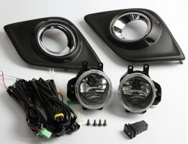 Set proiectoare ceata Toyota Hilux Revo 2015, 2016, 2017, 2018, 2019 TYL055