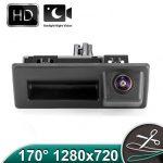 Camera marsarier HD, unghi 170 grade cu StarLight Night Vision Audi A4 B9, A3 8V, A5, Q5, Q7, A6 C7, A7 C7, A8 - FA8032