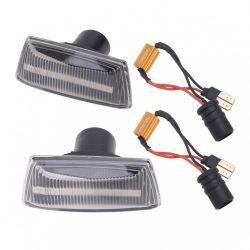 Set 2 Semnalizari Aripa LED Dinamice Opel Astra, Zafira, Insignia, Corsa - BTLL-307D