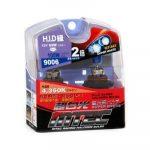 SET 2 BECURI AUTO HB4 (9006) MTEC SUPER WHITE - XENON EFFECT
