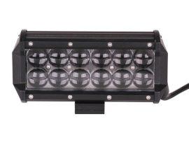 """LED Bar Auto Offroad 4D 36W/12V-24V, 3060 Lumeni, 7""""/17 cm, Spot Beam 12 Grade"""