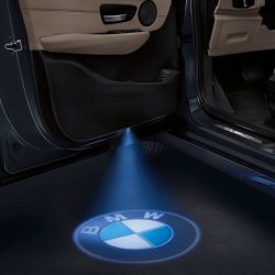 Proiectoare Portiere cu Logo BMW - BTLW001