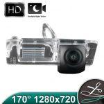Camera marsarier HD, unghi 170 grade cu StarLight Night Vision Dacia Duster (2010-2018), Logan MCV (2013 -), Lodgy (2012-) - FA8255