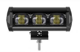 "LED Bar Auto 30W 6D 12V-24V, 3240 Lumeni, 8""/20,5 cm"