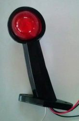 Lampa gabarit cu bec normal pe 24V #198-24V