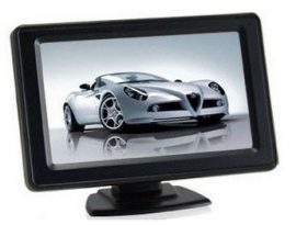 "Display auto LCD 4.3"" D701"