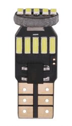 Led Auto Canbus T10 15 Smd 4014 12V T10-4014-15SMD-A
