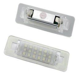 Lampi numar led MERCEDES-BENZ W202, W210 - BTLL-014