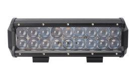 """LED Bar Auto Offroad 54W/12V-24V, 4590 Lumeni, 9""""/23 cm, Spot Beam 12 Grade"""