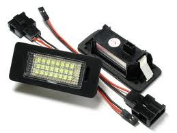 Lampi numar led Audi Q5, A4, A5, S5, TT - BTLL-010