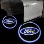 Proiectoare Portiere cu Logo Ford - BTLW042