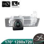 Camera marsarier HD, unghi 170 grade cu StarLight Night Vision Skoda Octavia 3 Sedan, Suberb 2 Break, Skoda Rapid - FA8277