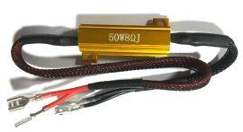 Anulator eroare Led H1 - Rezistor 50W 8 Ohm