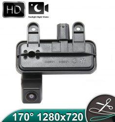 Camera marsarier HD, unghi 170 grade, cu StarLight Night Vision pentru Mercedes E-Class W212, C207 - FA953