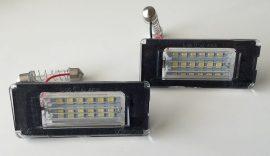 Lampi numar led MINI COOPER R56 - BTLL-075