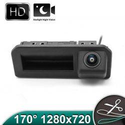 Camera marsarier HD, unghi 170 grade cu StarLight Night Vision pentru Porsche Cayenne (2018+) - FA8034
