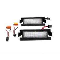 Set Lampi Numar Led Hyundai I30 GD 2013-2014, ACCENT 2011 - 2017 - BTLL-126