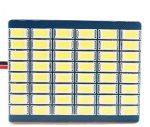 Led Panel Alb 48 SMD 5730 12/24V