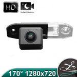 Camera marsarier HD, unghi 170 grade cu StarLight Night Vision pentru Volvo V50, S40, S60, XC90, XC70, XC60, C70, S80 - FA965
