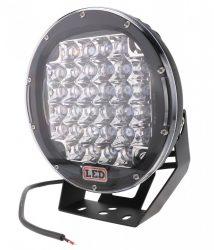 Proiector LED Auto Offroad 96W, 12V-24V, 7200 Lumeni, Rotund, Spot Beam 30 Grade