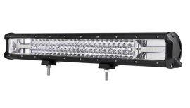 """LED Bar Auto 324W, leduri pe 3 randuri, 12V-24V, 22680 Lumeni, 23,5""""/59,7 cm, Combo Beam 12/60 Grade"""