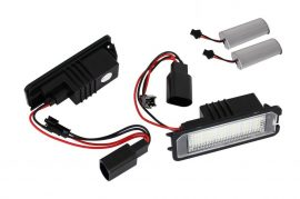 Lampi numar led SKODA Superb II Sedan 2008+ - BTLL-022