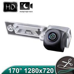 Camera marsarier HD, unghi 170 grade cu StarLight Night Vision Skoda Superb I 2002-2008 - FA9136