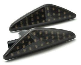 Set 2 Semnalizari Aripa LED pentru X3 F25, X5 E70, X6 E71 - BTLL-241