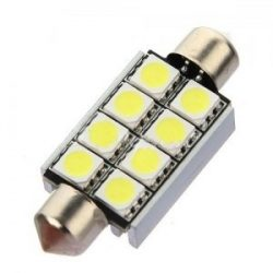 Led auto Canbus sofit 42 mm 8 SMD