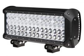 LED Bar Auto cu 2 faze (faza scurta/faza lunga) 180W/12V-24V, 15300 Lumeni, lungime 37 cm, Leduri CREE