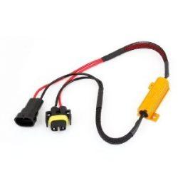 Anulator eroare Led HB3(9005) / HB4(9006) - Rezistor 50W 8 Ohm