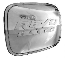 Capac rezervor cromat Toyota Hilux Revo 2015, 2016, 2017, 2018, 2019 TYE250