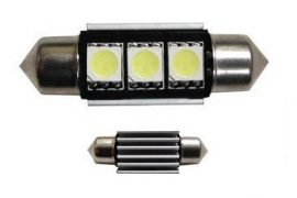 Led auto Canbus sofit 36mm 3 SMD BTLE1381