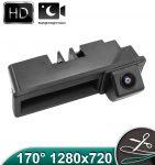 Camera marsarier HD, unghi 170 grade cu StarLight Night Vision Audi A4 B6, A4 B7, A6 C6 4F, Q7 4L, A3 8P - FA8005