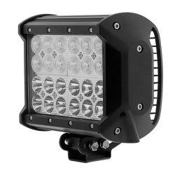 LED Bar Auto cu 2 faze (faza scurta/faza lunga) 72W/12V-24V, 6120 Lumeni, lungime 16,7 cm, Leduri CREE